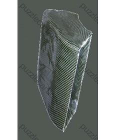 Transportador aire al radiador en carbonkevlar