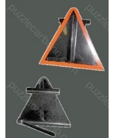 Triangulo señalización en...