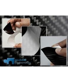 Lámina adhesiva de fibra de carbono (500mm X 400mm x 0,3mm)