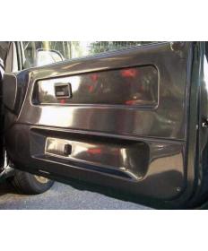 Panel de puerta, carbono,...