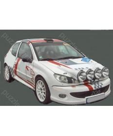 Kit 4 piezas 206 GT (Peugeot PSA)