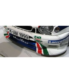 Labio inferior,bigotera modelo WRC