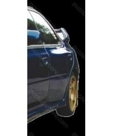 Extensión puerta trasera WRC